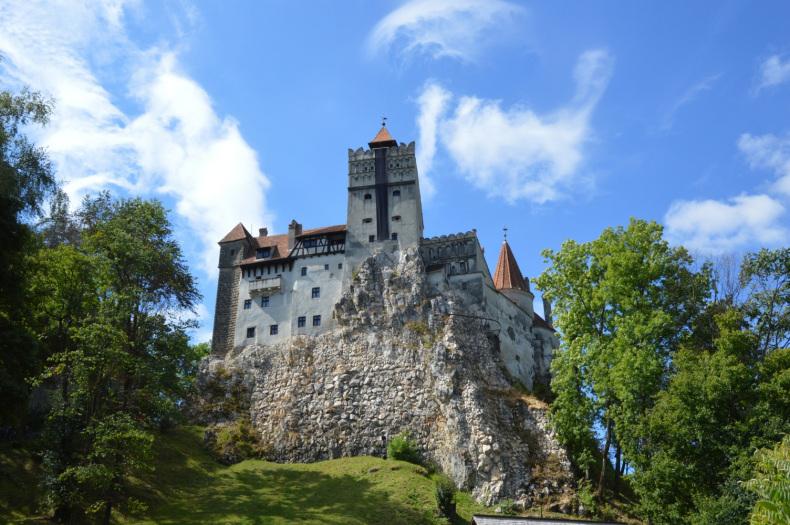 Castelul Bran - obiective turistice judetul Brasov